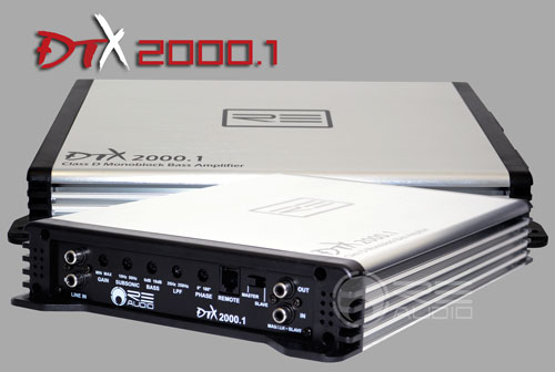 image of dtx 2000.1 amps