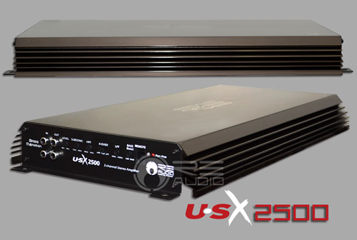 image of usx 2500 amps