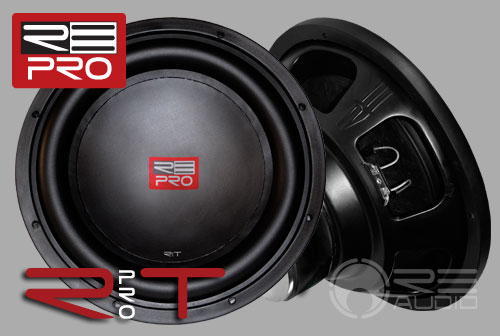 image of rt pro woofer