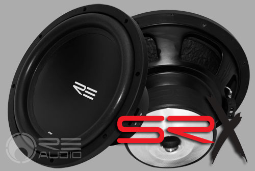 image of srx subwoofers
